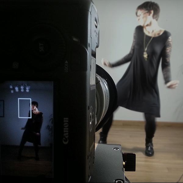 Claire danse - Studio Darman - studio digital toulouse
