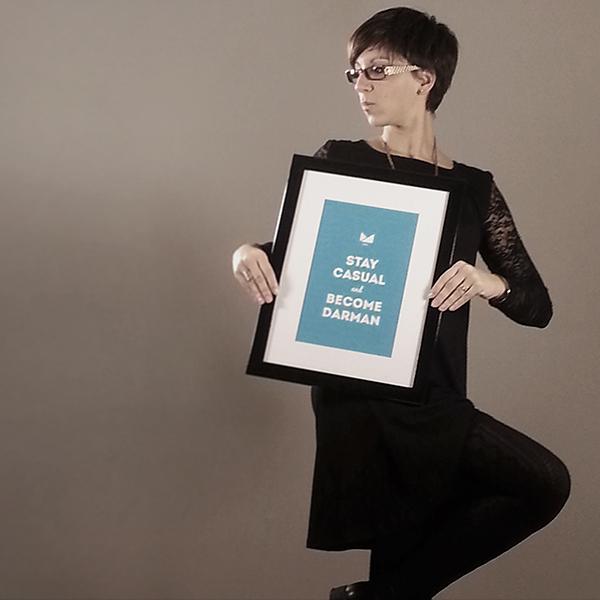 stay casual and become darman - studio darman - agence digital toulouse
