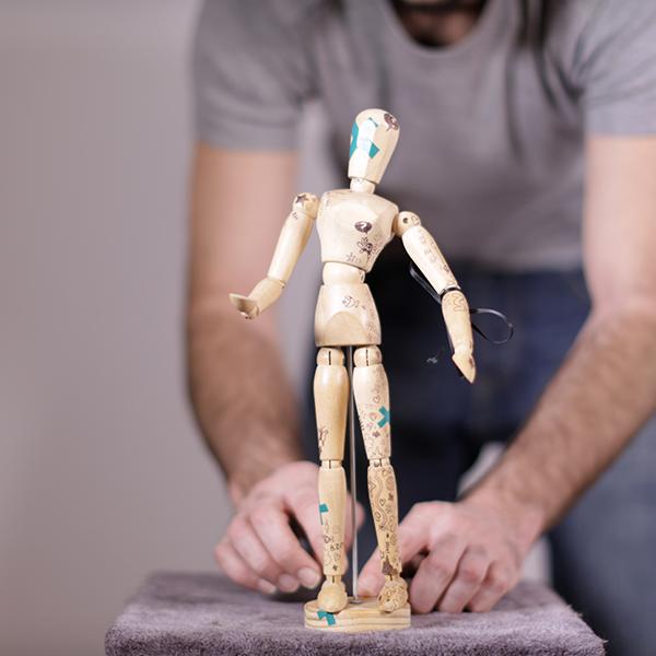 objet Dar - studio darman - studio digital toulouse - making of video darman