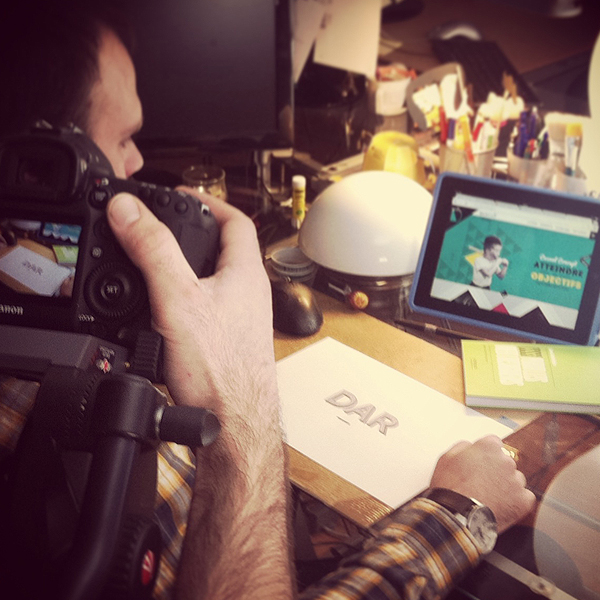 DAR- c'est quoi DAR? - making of video darman - studio darman - agence digitale
